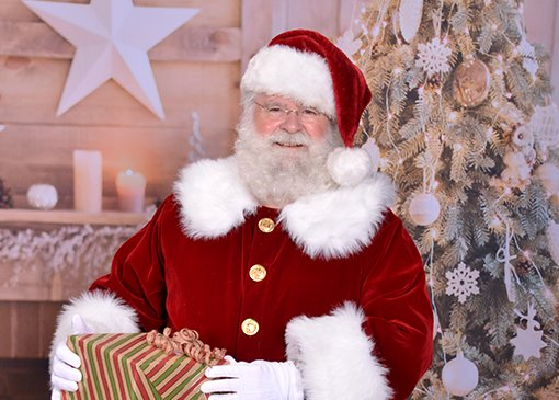 Santa Claus Photos - Photo Copyright SPX